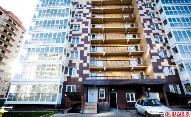 Продам квартиру 1-к квартира 44 м² на 8 этаже 12-этажного монолитного дома