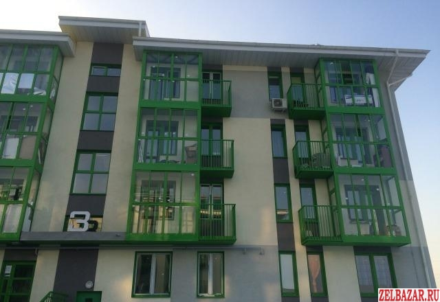 Продам квартиру в новостройке 1-к квартира 28 м² на 4 этаже 4-этажного кирпичног