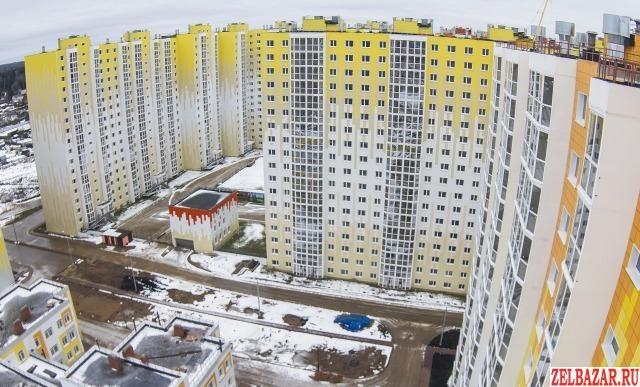 Продам квартиру в новостройке 1-к квартира 50 м² на 4 этаже 17-этажного панельно