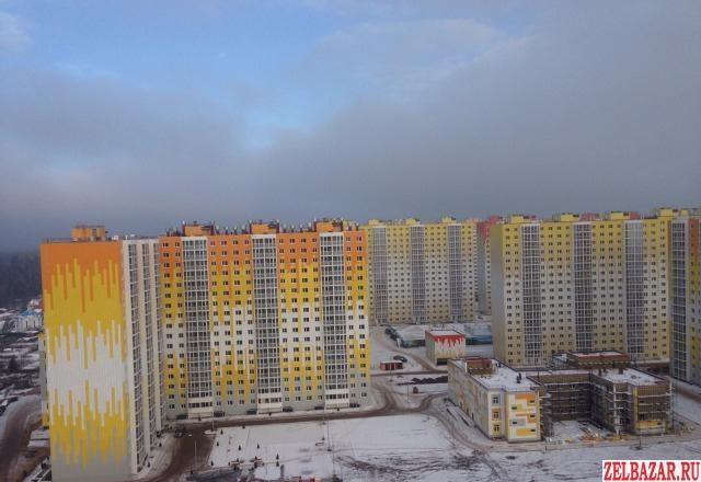 Продам квартиру в новостройке 2-к квартира 61 м² на 11 этаже 17-этажного панельн