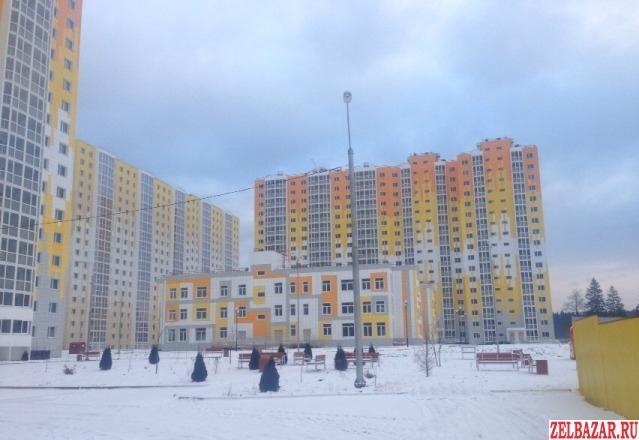 Продам квартиру в новостройке 2-к квартира 69 м² на 7 этаже 17-этажного панельно