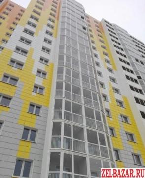 Продам квартиру в новостройке Студия 25 м² на 3 этаже 17-этажного панельного дом