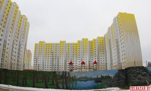 Продам квартиру в новостройке Студия 26 м² на 1 этаже 17-этажного панельного дом