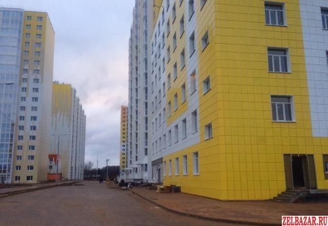 Продам квартиру в новостройке ЖК «Зеленоградский» ,  Корпус 20/2 2-к квартира 69