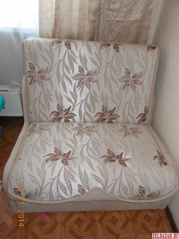 Продам малогабаритный диван-акордеон.  В отличном состоянии.