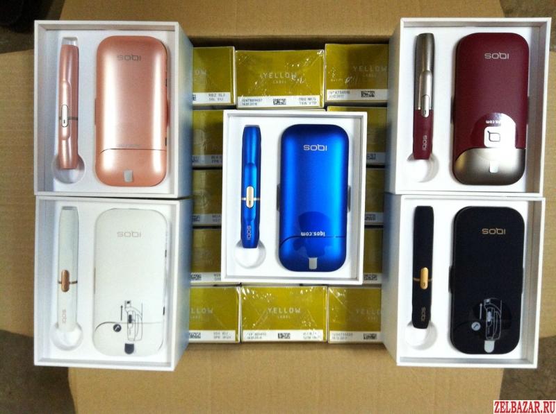 Продам оптом устройства IQOS 2. 4 pluse Bluetooth