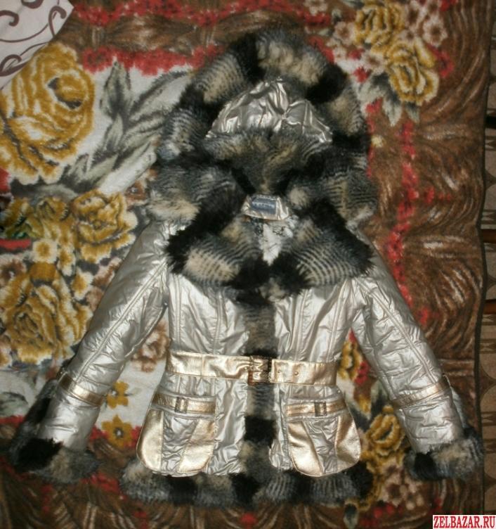 Продам осеннюю куртку