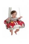 Продам прыгунки Evenflo Jump & Go красная машина
