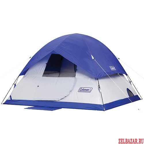 Продам пятиместную палатку Coleman Sundome