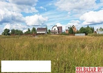 Продам участок 30 мин от Зеленограда 7, 5 сот