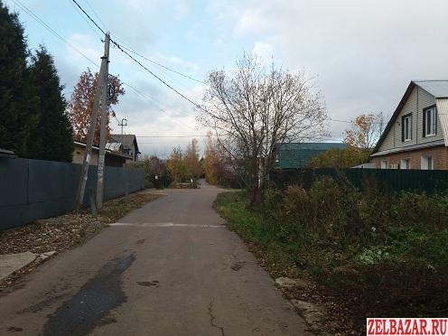 Продам участок в Фирсановке 11, 21сот,  ИЖС,  Новосходненское,  Пятницкое 17км о
