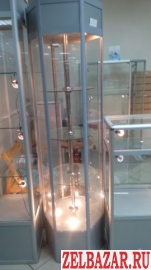 Продам витрины и прилавки с подсветкой