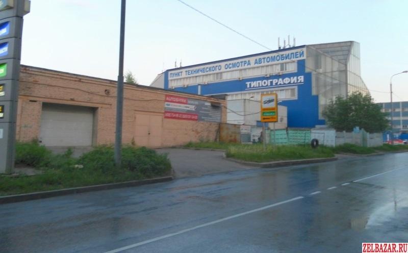 Продам здание на Ленинградском шоссе.      (Панф.       проспект)