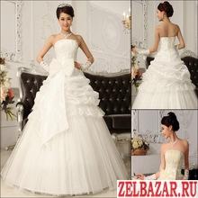 Продаю красивое новое свадебное платье