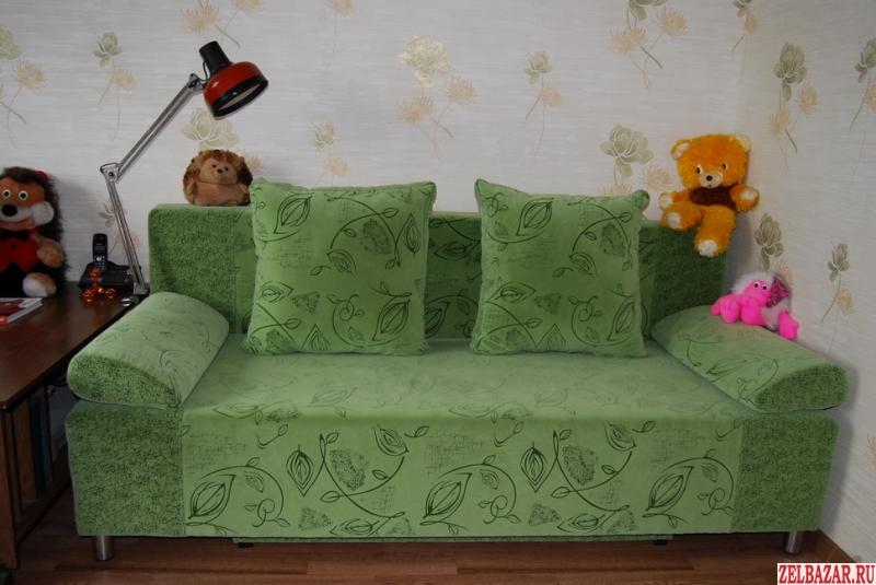 продаю пан-диван еврокнижка «антонио-3» 135шир х 190дл,  ткань zara 327+leo 327