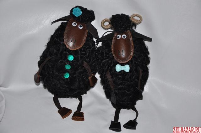 Продаю сувениры-овечки ручной работы