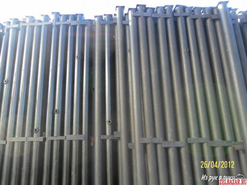 Продаются металлические столбы