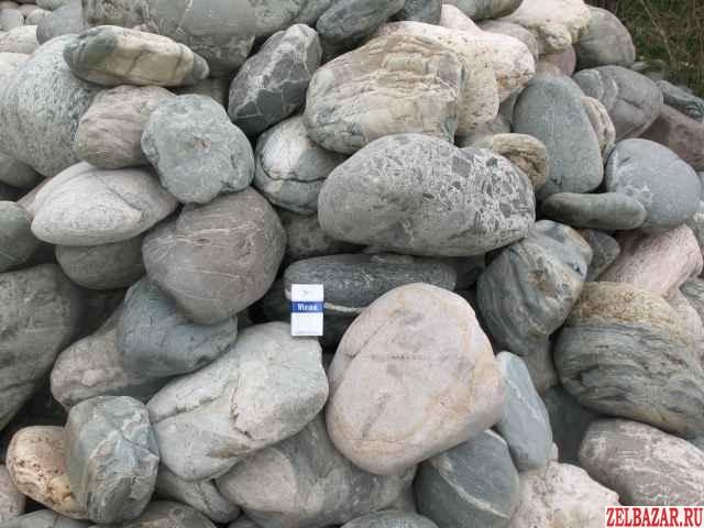Речной камень,  песчаник,   галька,   валун для отделки и ландшафта