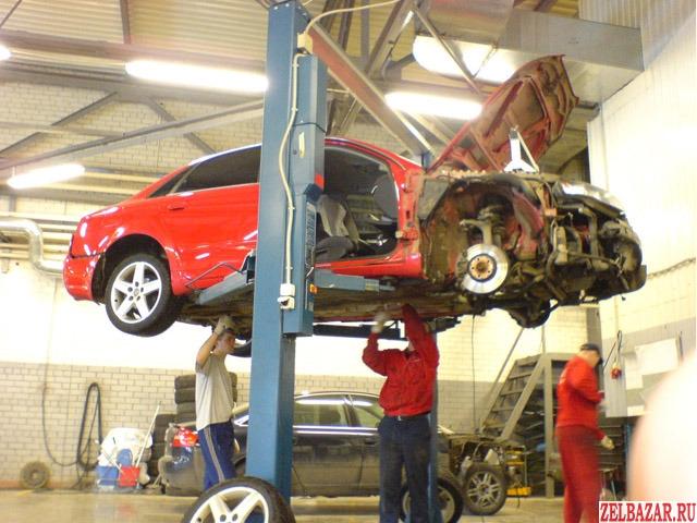 Ремонт и обслуживание машин ( Авто-Ринг )