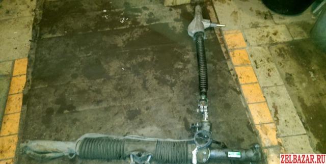 Рулевая рейка и рулевая колонка на ауди 100 с4