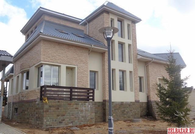 Сдам дом 3-этажный дом 1307. 6 м² ( пеноблоки )  на участке 14 сот.  ,  8 км до