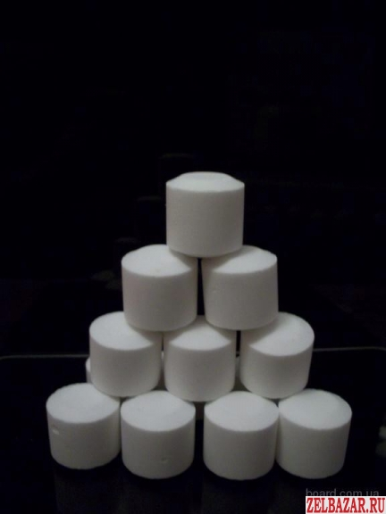 Соль Таблетированнная разных видов