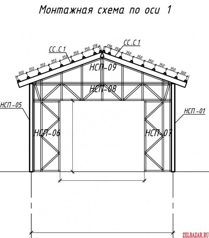 Строительство  быстровозводимых домов.