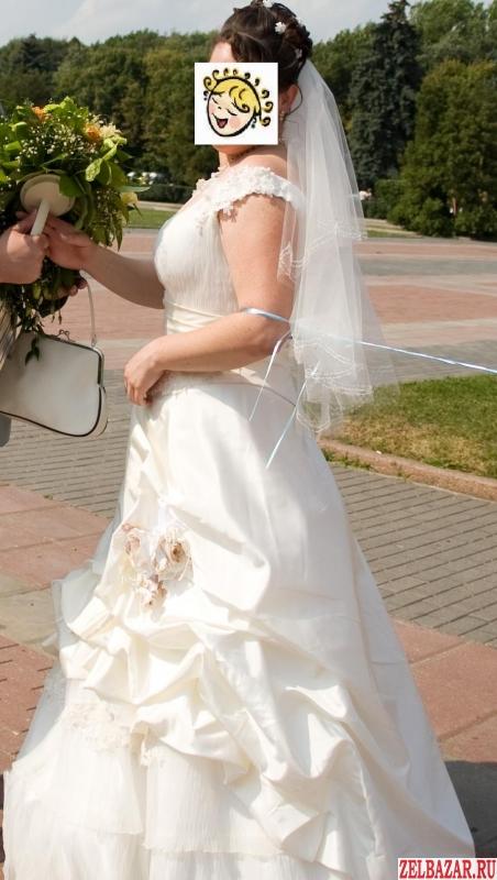 """Свадебное платье """"Бьянка"""""""