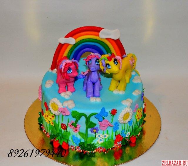 Фото-торт на заказ недорого