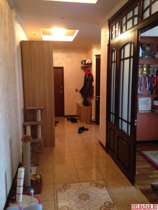 Трехкомнатная квартира  Ленинский проспект