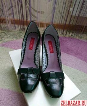 Туфли кожаные Svetski новые