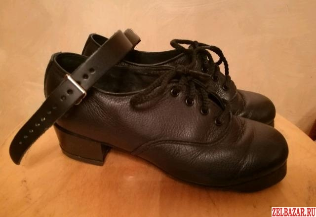 Туфли на каблуке для ирландских танцев