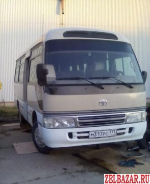Водитель с микроавтобусом 14 мест или автобусом 22