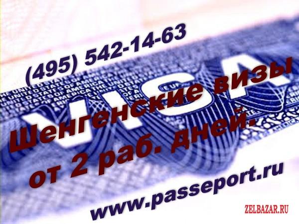 Загранпаспорт,  визы,  оформление
