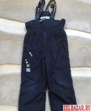 Зимние брюки,  полукомбинезон Kerry,  104