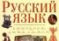Английский язык (уроки) ,  Русский язык