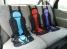 Бескаркасные автокресла Микки для детей от 1 до 12 лет (9-36кг)      новые