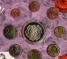 Набор Евро 8 монет 2003 г.  + жетон свадьба Бельгия