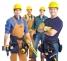 Требуются на работу электромонтажники- подсобники,   с опытом и без .